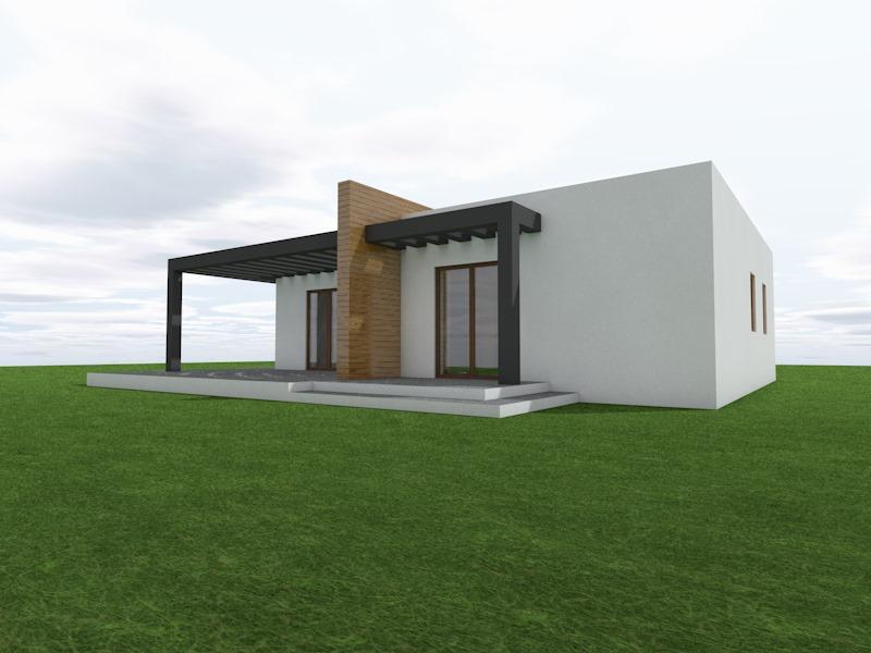 Arquitetura moderna e excelente comportamento térmico e acústico.