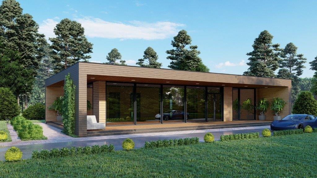 Novo modelo Norges Hus