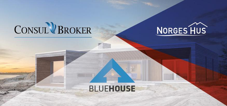 ConsulBroker BlueHouse e Norges Hus